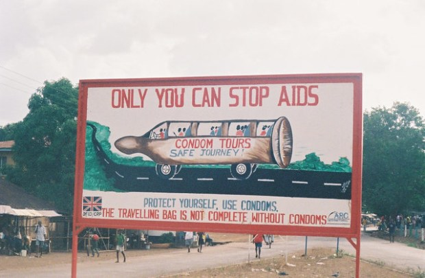 Only You Can Stop AIDS