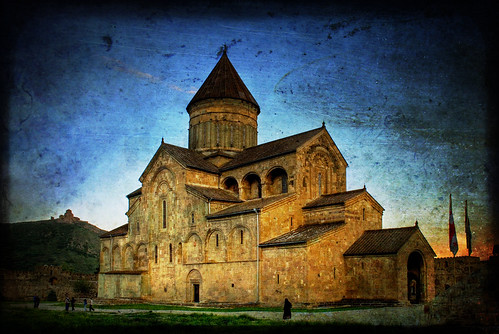 The Svetitskhoveli Cathedral