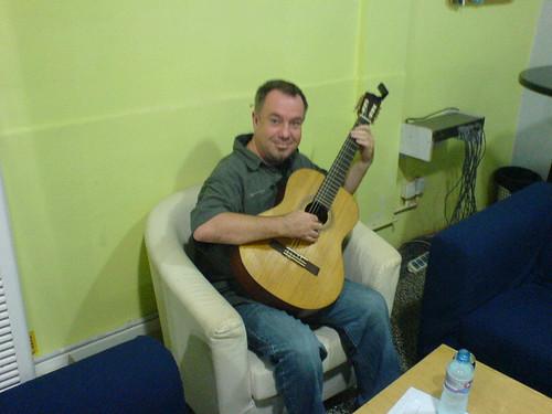 Ken on acoustic