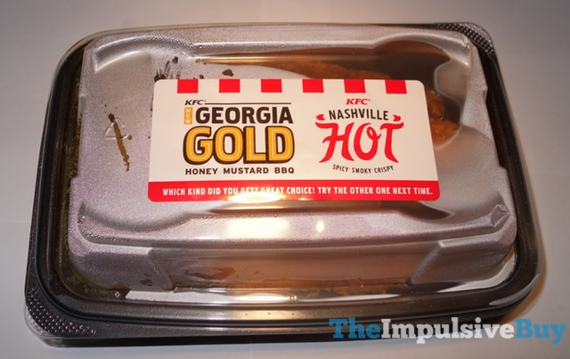 KFC Georgia Gold Chicken