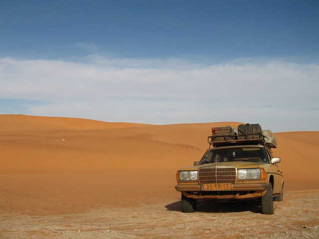 ...in Mauritania