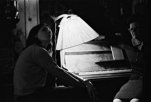 L'Abri 1971 - Music Evening