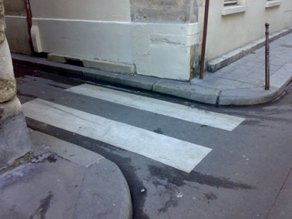 shortest crossing in the world