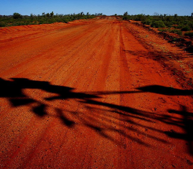 red dirt outback australia roads southern cross windmill