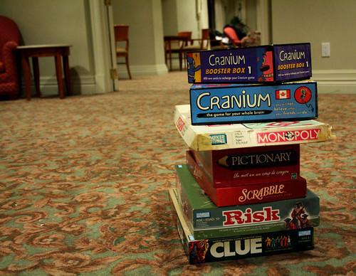 83/365 So many board games.