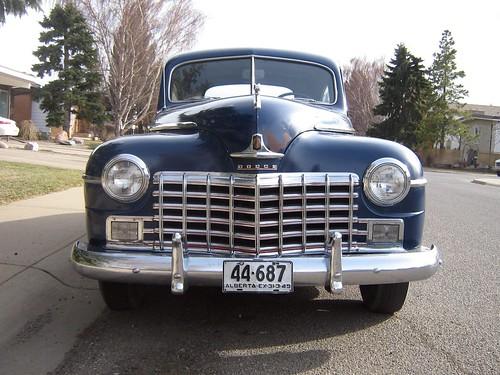 1949 Dodge Special De Luxe