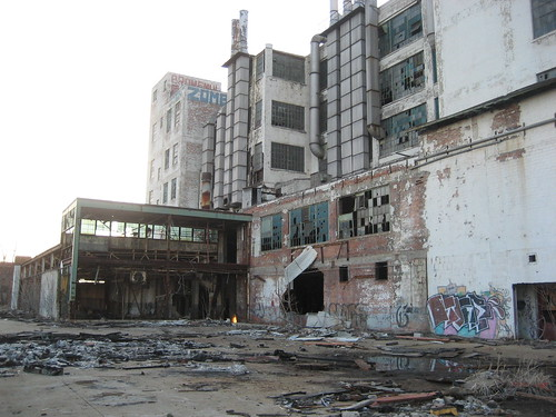 Fisher Body Plant by dreaming_of_rivers