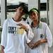 hip hop boys at Trinoma mall