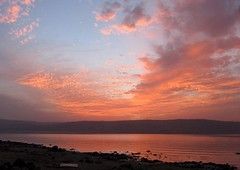 The Sea of Galilee by Beny Shlevich, on Flickr
