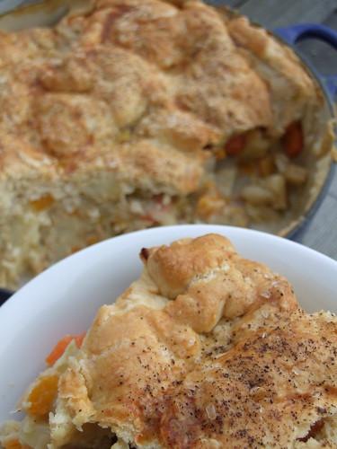 Ina Garten Pot Pie ina garten's vegetable pot pie | la petite gourmande