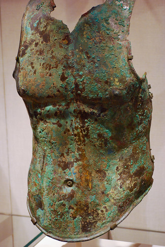 ancient breastplate