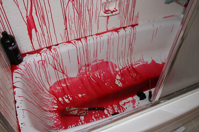 Our Bloody Tub Flickr Photo Sharing
