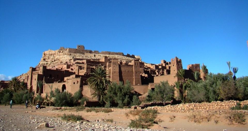 Marruecos Ouarzazate Kasbah Ait Ben Haddou 14