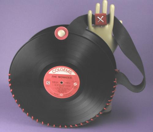 THE MONKEES Album Bag:  In Hand