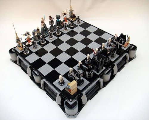 Star Wars: A New Hope Lego Chess