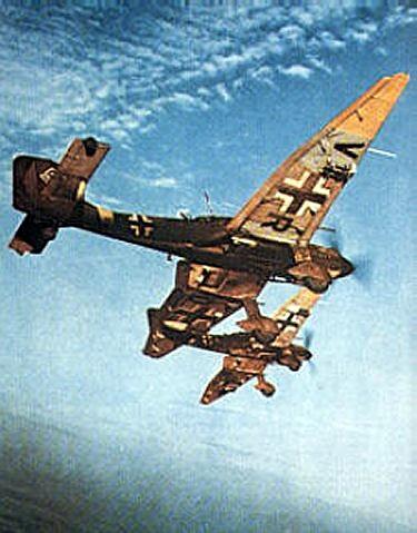 junkers Ju-87 Stuka-