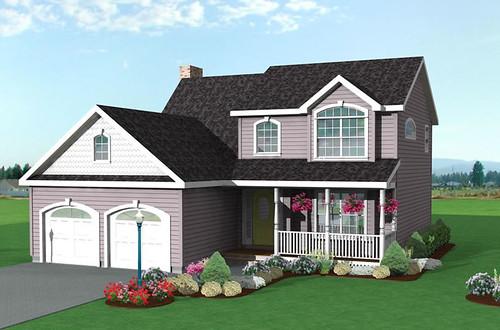 House Plan 9312