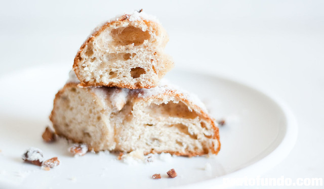 Cinnamon & Cardamom Baked Doughnuts