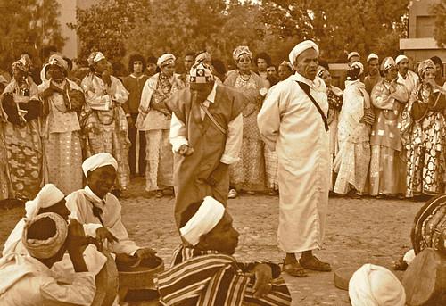 Berber wedding
