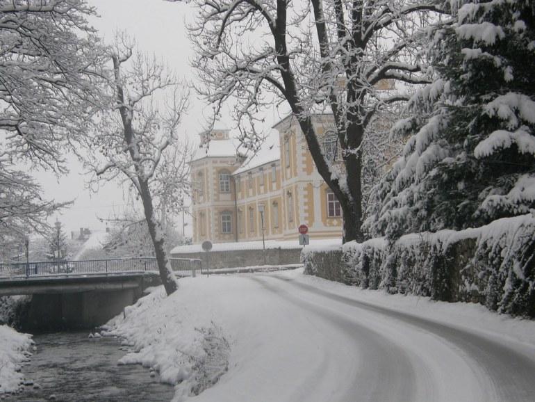 Bistrica castle
