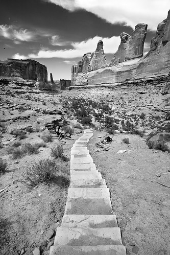 Arches Trail - Section E