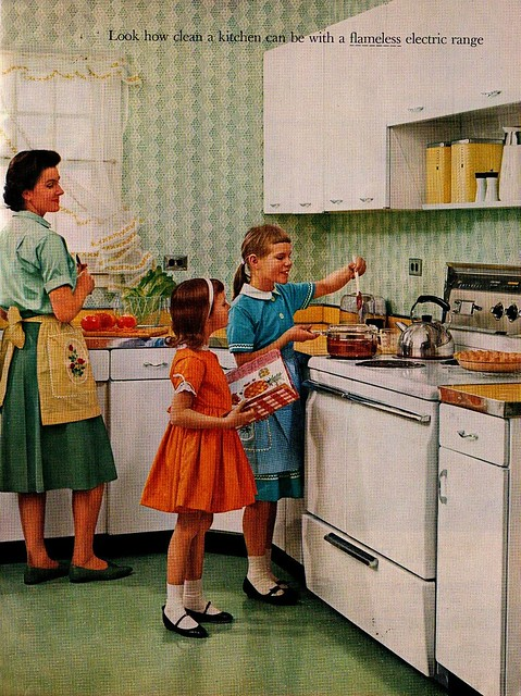 Vintage Kitchens Amp Laundry Rooms An Album On Flickr