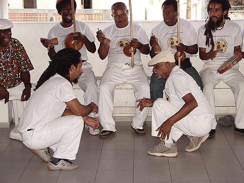 Mostra de Capoeira Angola - CECA