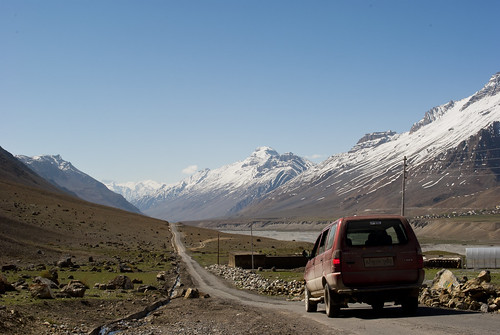 Spiti Valley , Himachal Pradesh