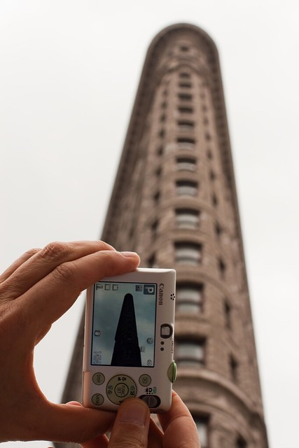 Captured Flatiron