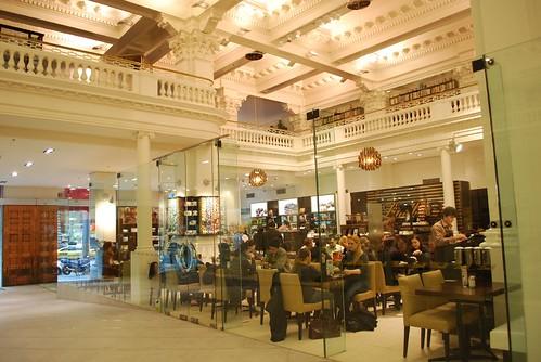 Decor - Lindt Cafe, Melbourne