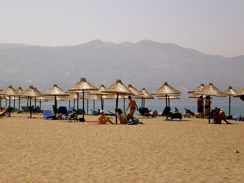 Amoudara Beach, Crete