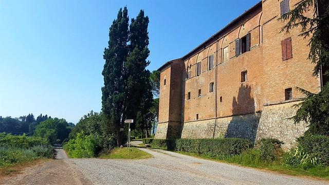 Via Francigena - Buonconvento - San Quirico
