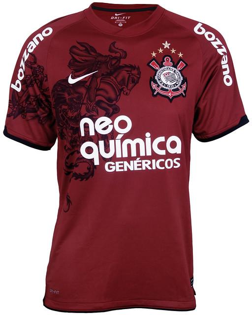 Camisa do Corinthians é eleita a mais bonita do mundo  2aea2251eb87c