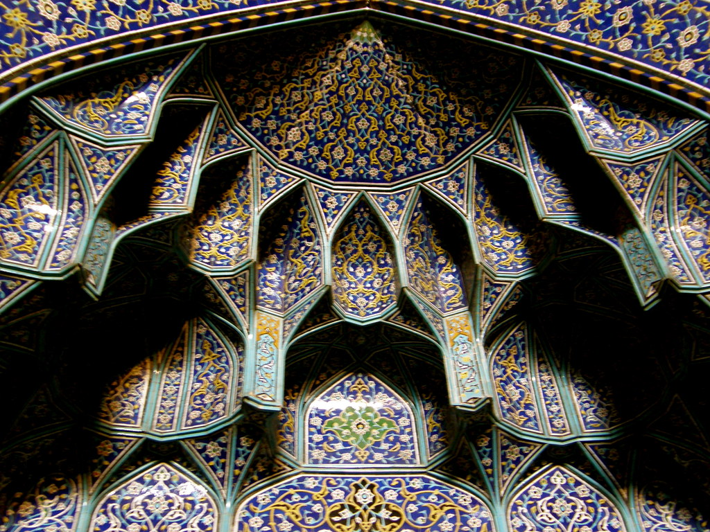 Sheikh Lotf Allah Mosque, Esfahan