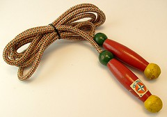 Skipping rope 70´s