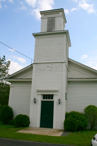 1885 Bethesda Evangical Church on Swamp Church Road