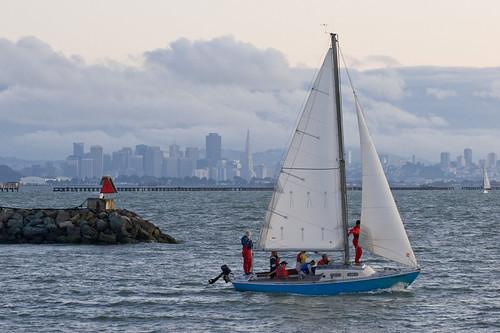 Cal Sailing History - SailBerkeley
