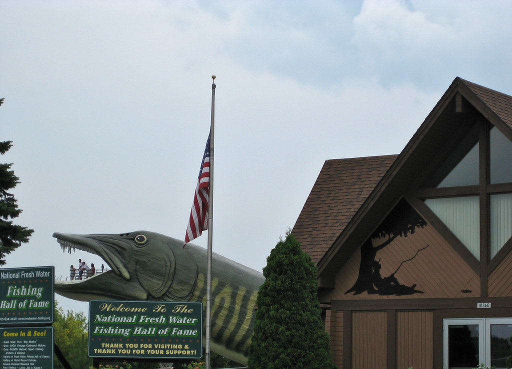 Fresh Water Fishing Hall of Fame and Museum