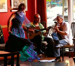 Flamenco Contigo at the Orange Room