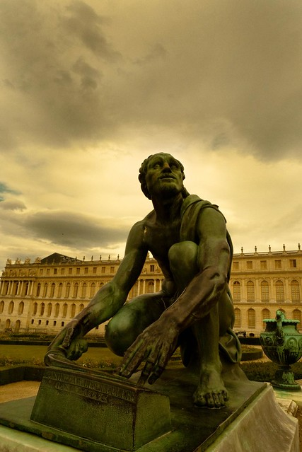 Versailles : The Oracle and the Sky - Photo : Gilderic