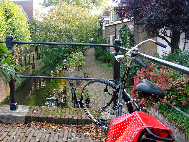 Europe's Most Beautiful Canals Are in Utrecht (5/6)