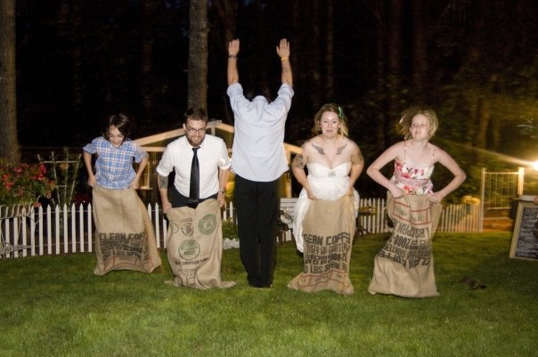 15 wedding reception games and activities for good times ...