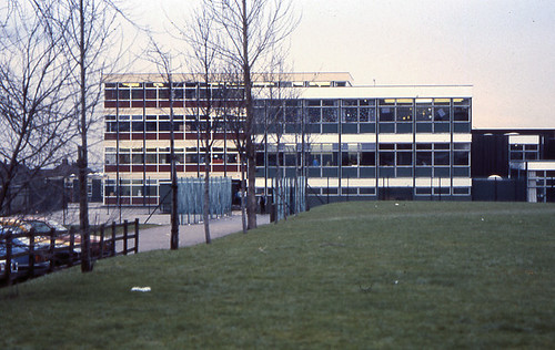 H block and A block - Edlington Comprehensive School