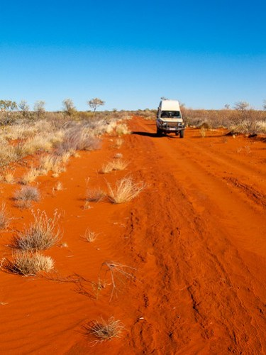 Im «Red Centre»