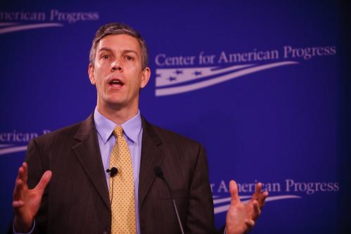 Secretary Arne Duncan