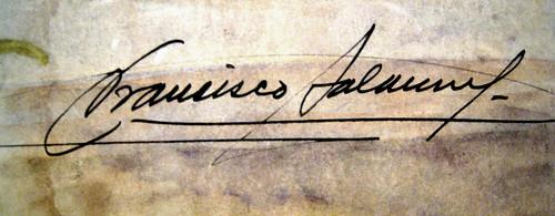 Firma de Salomone