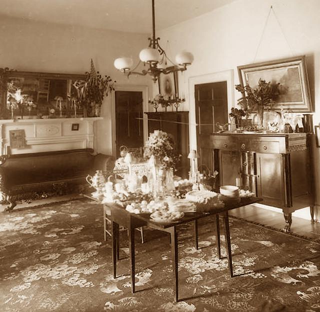 Colonial Revival Interior A Gallery On Flickr