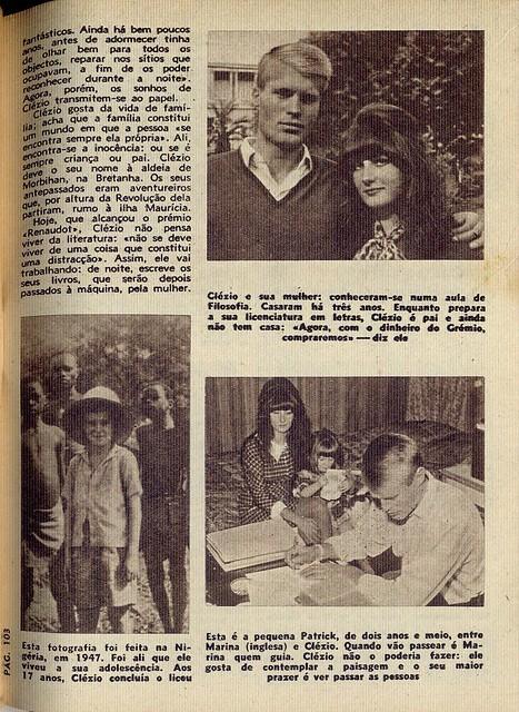 Crónica Feminina, No. 374, January 23 1964 - 103 by Gatochy