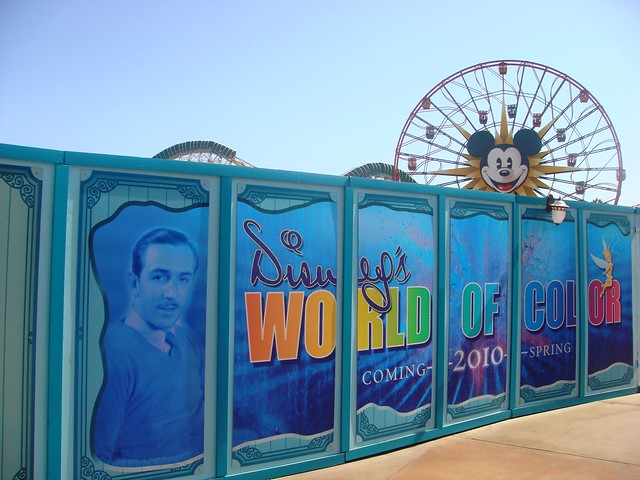 Disney's World of Color - Coming Spring 2010