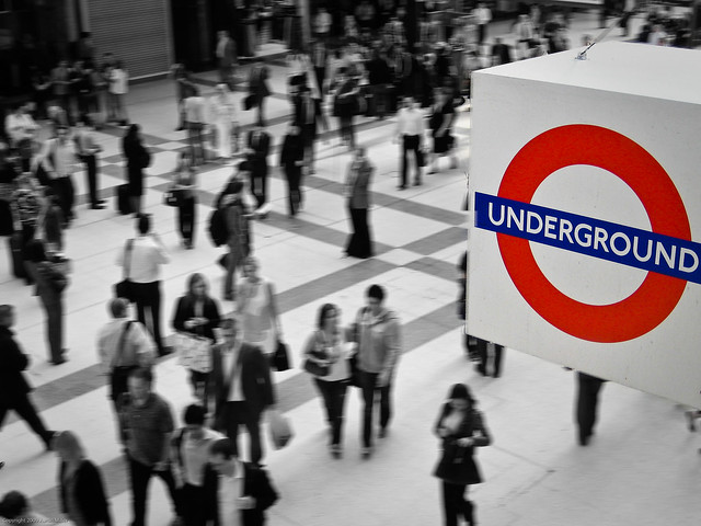 012/365 - This morning at Liverpool Street....